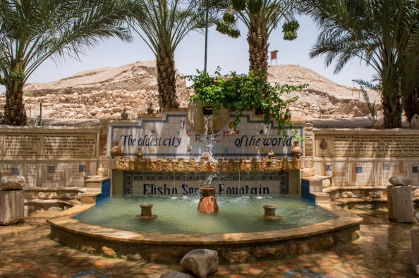 Jericho, the oldest city in the world