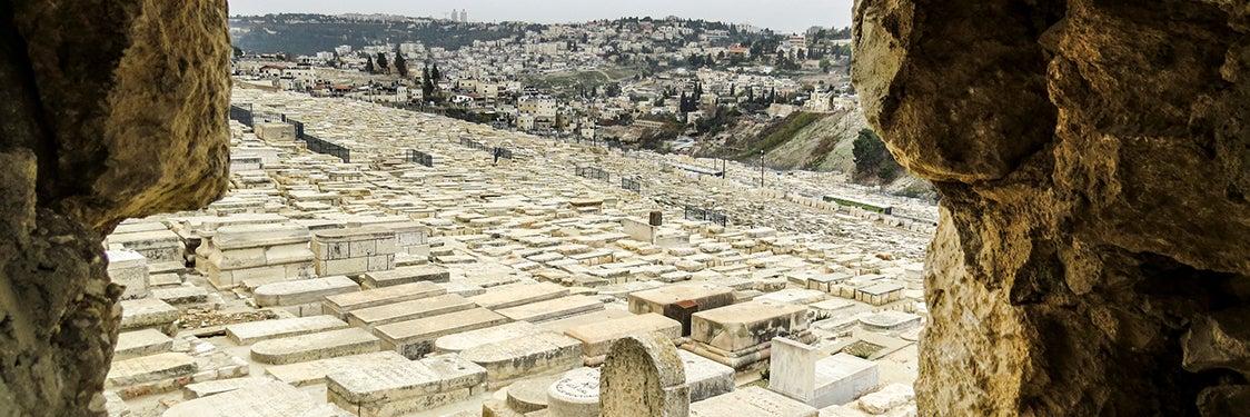 Cemitério judaico Trumpeldor