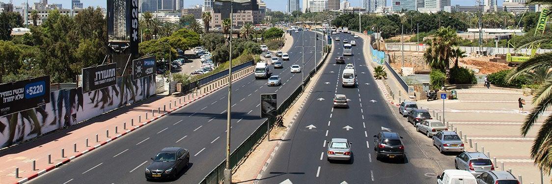 Cómo llegar a Tel Aviv
