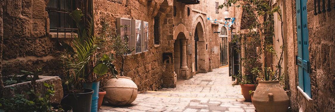 História de Tel Aviv