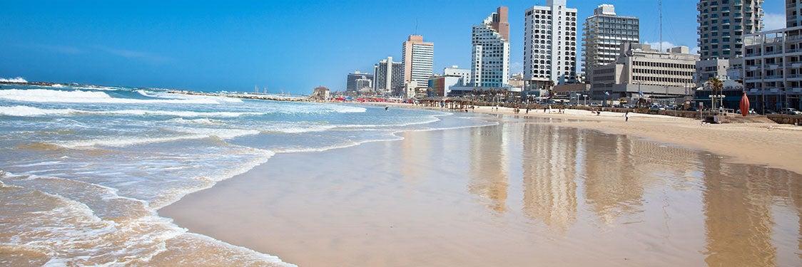 Praias de Tel Aviv