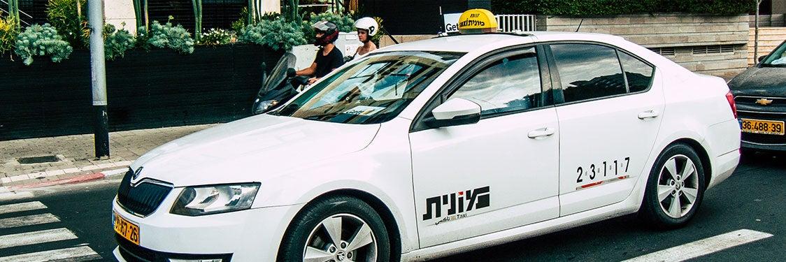 Táxis de Tel Aviv