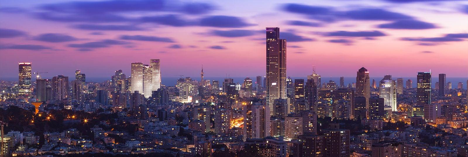 Guía turística de Tel Aviv