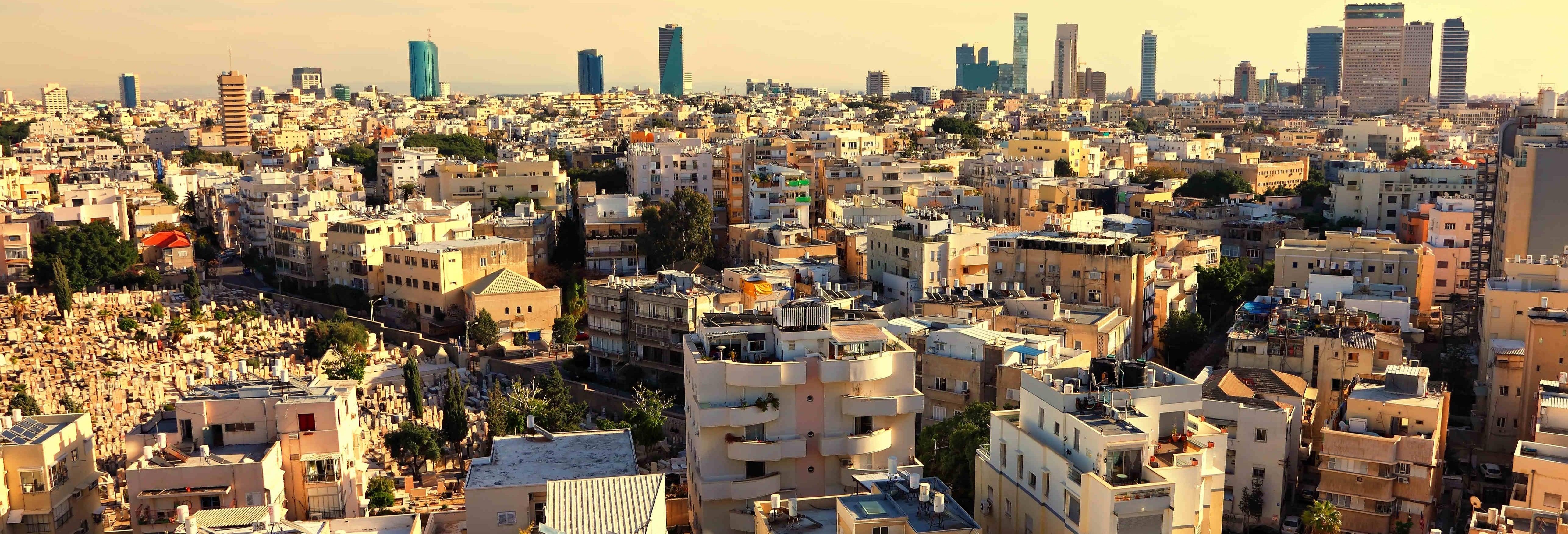 Visite autour de l'architecture à Tel Aviv
