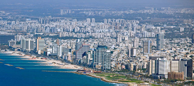Visite guidée dans Tel-Aviv