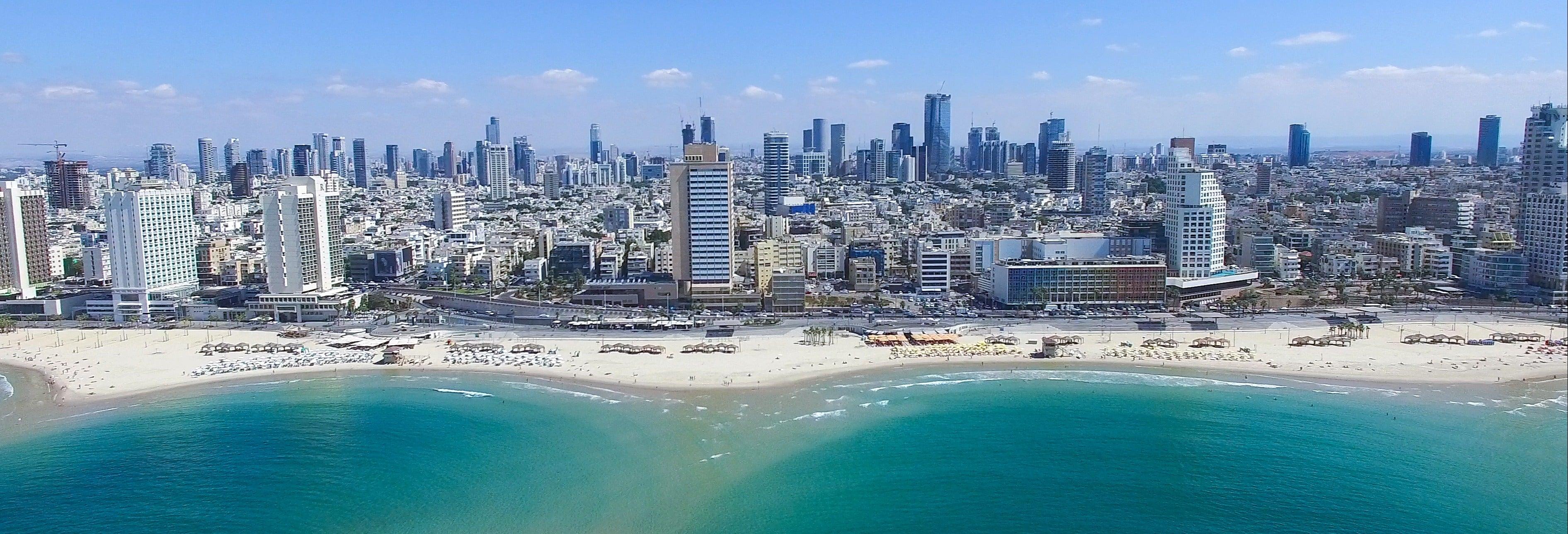 Visita guiada por Tel Aviv