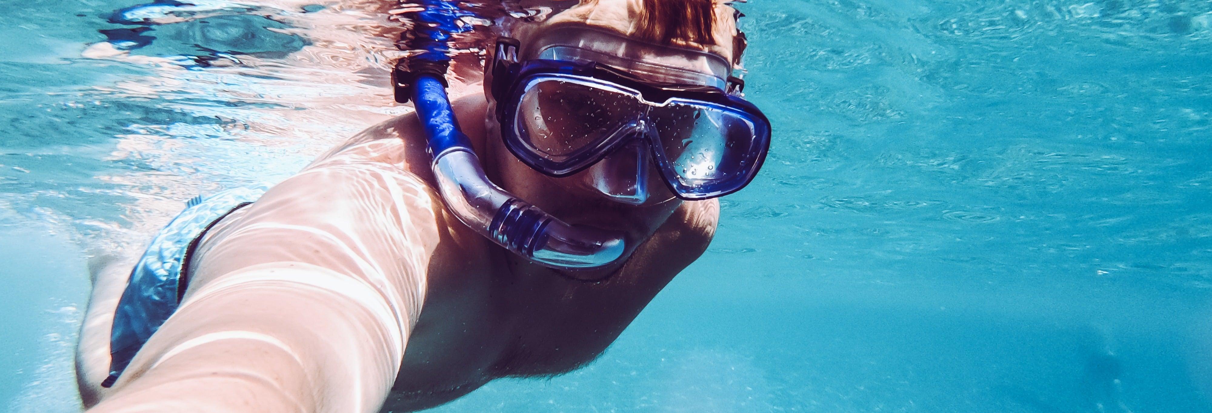 Snorkeling ad Aci Castello