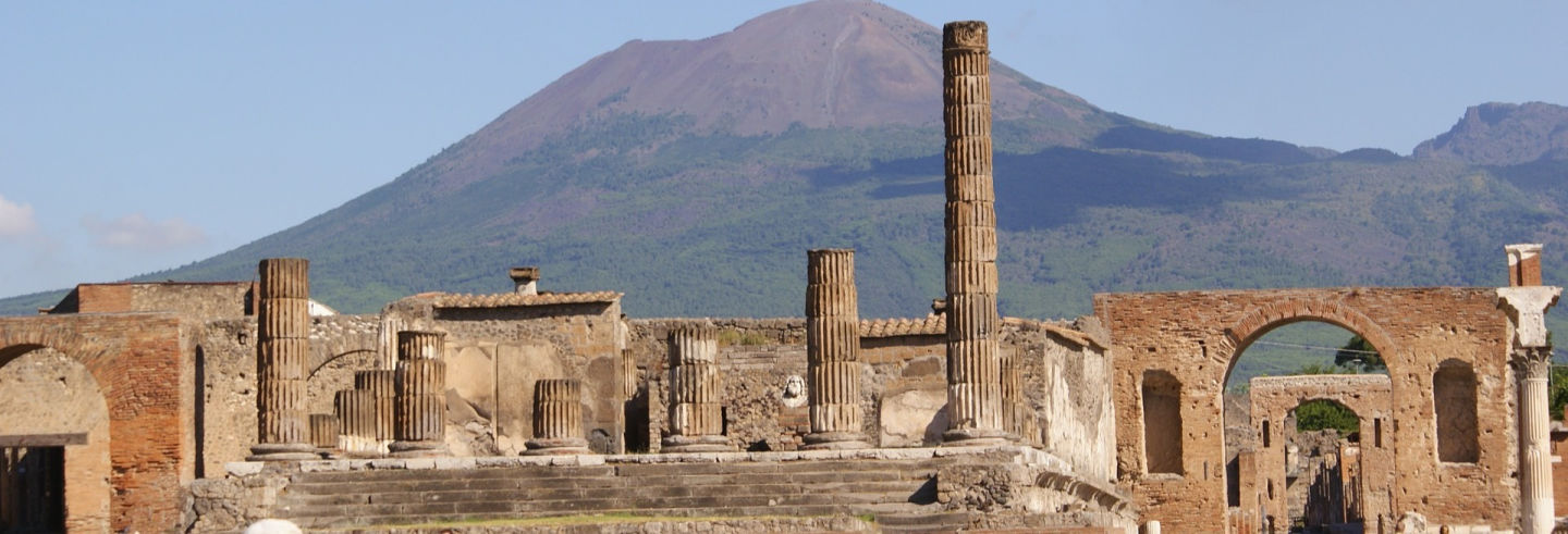 Escursione a Pompei