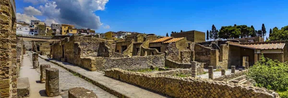 Escursione al sito archeologico di Ercolano