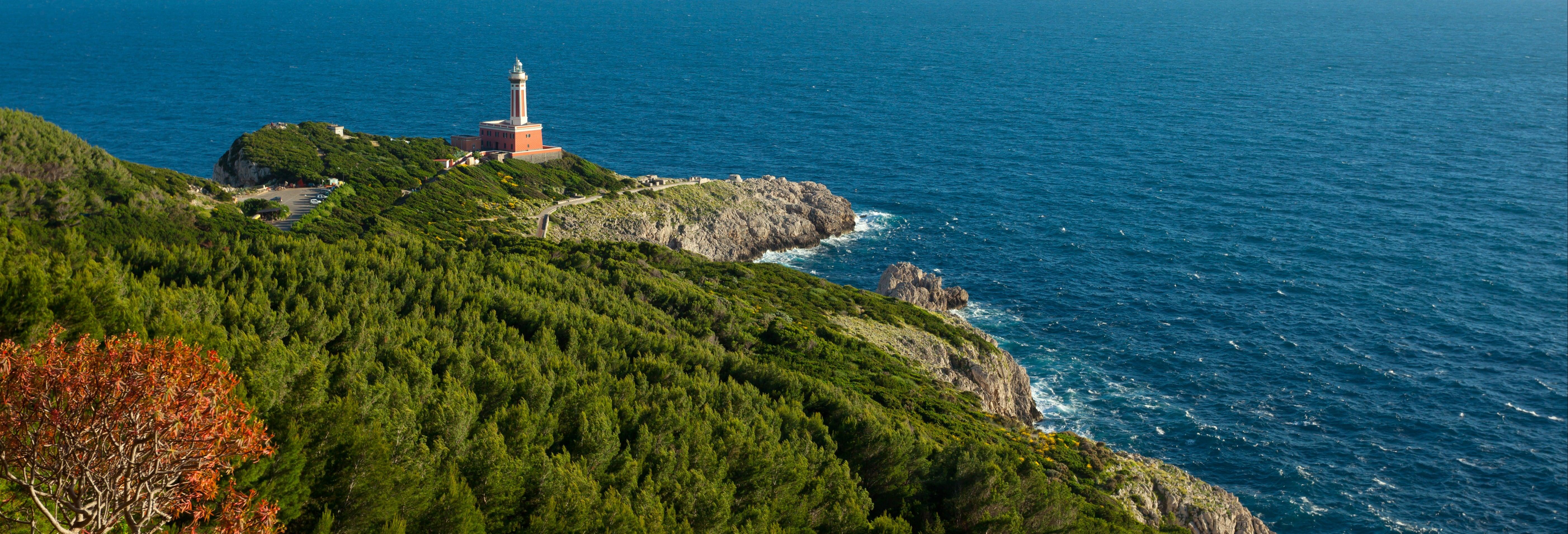 Excursão a Capri