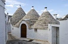 Tour privato di Alberobello e dei suoi Trulli
