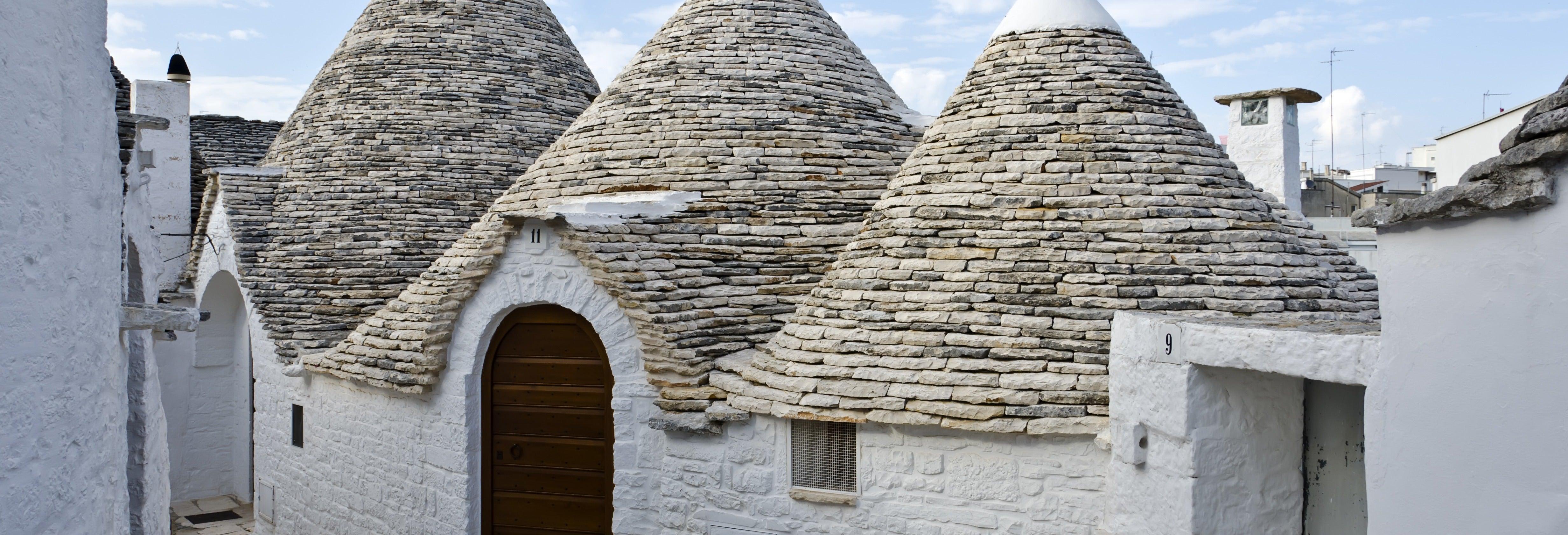 Tour privado por Alberobello y sus trullos con guía en español