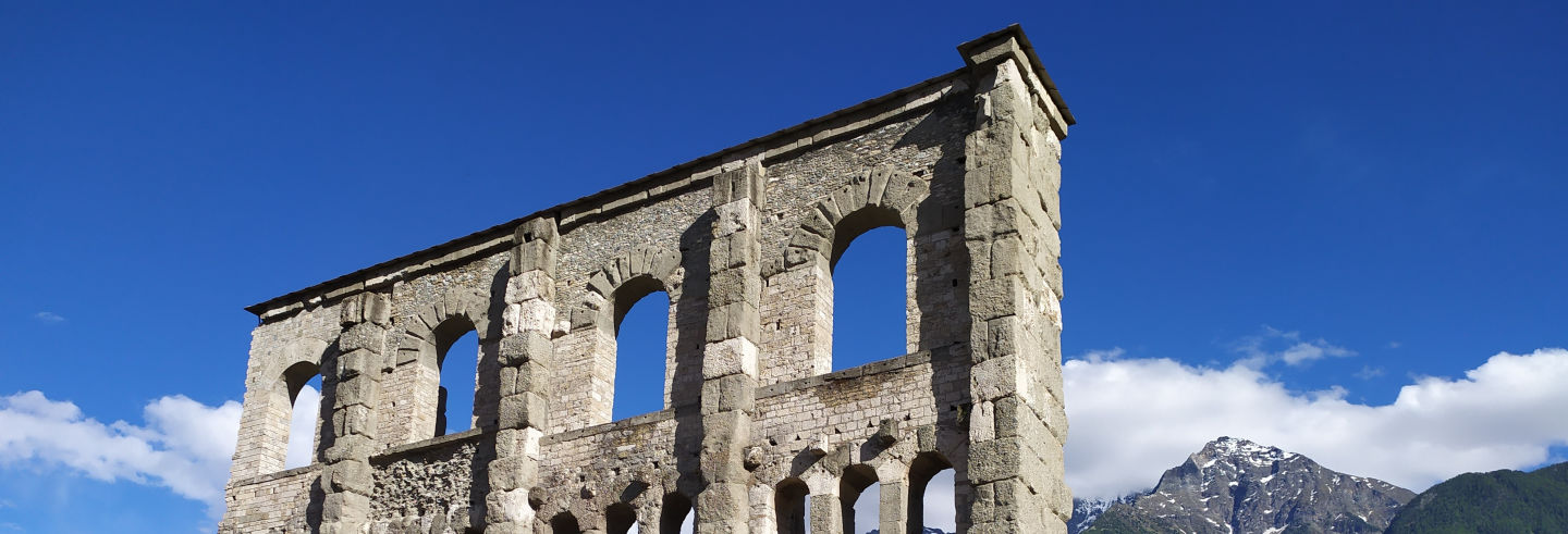 Tour dell'Aosta romana e medievale