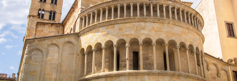 Visite privée dans Arezzo avec guide francophone