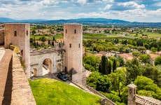 Tour di Assisi e Spello