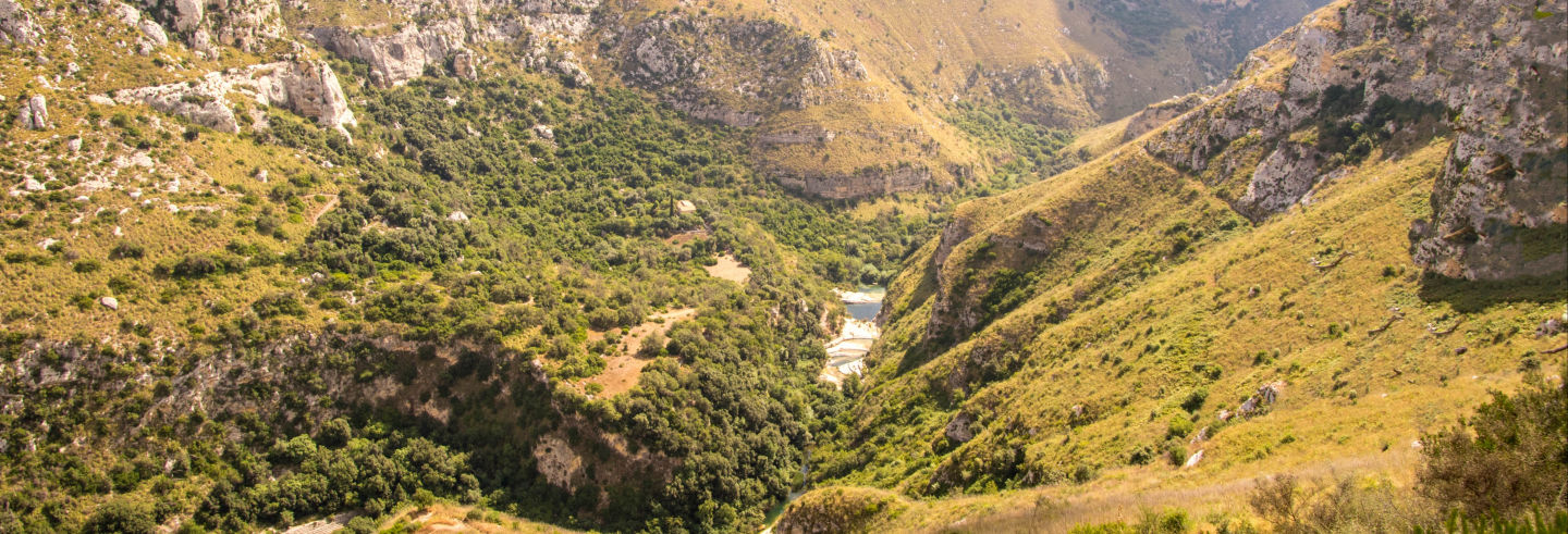 Trekking nella Riserva Cavagrande del Cassibile