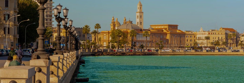Tour por Bari para cruceros