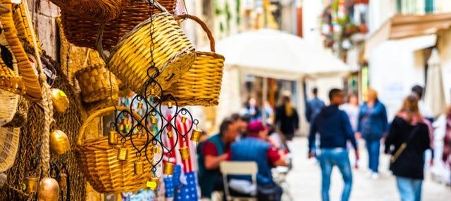 Tour dello shopping a Bari
