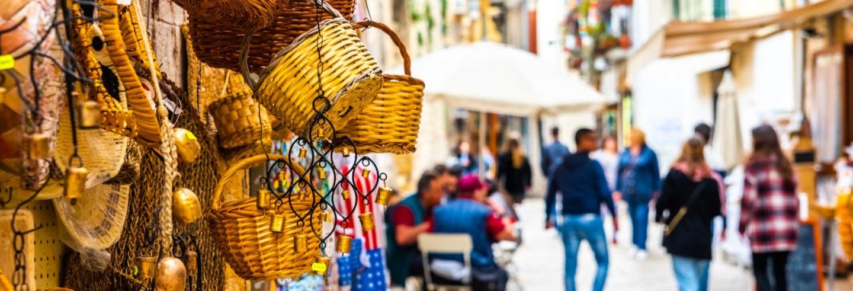 Tour de compras por Bari