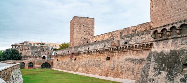 Tour delle fortezze di Bari