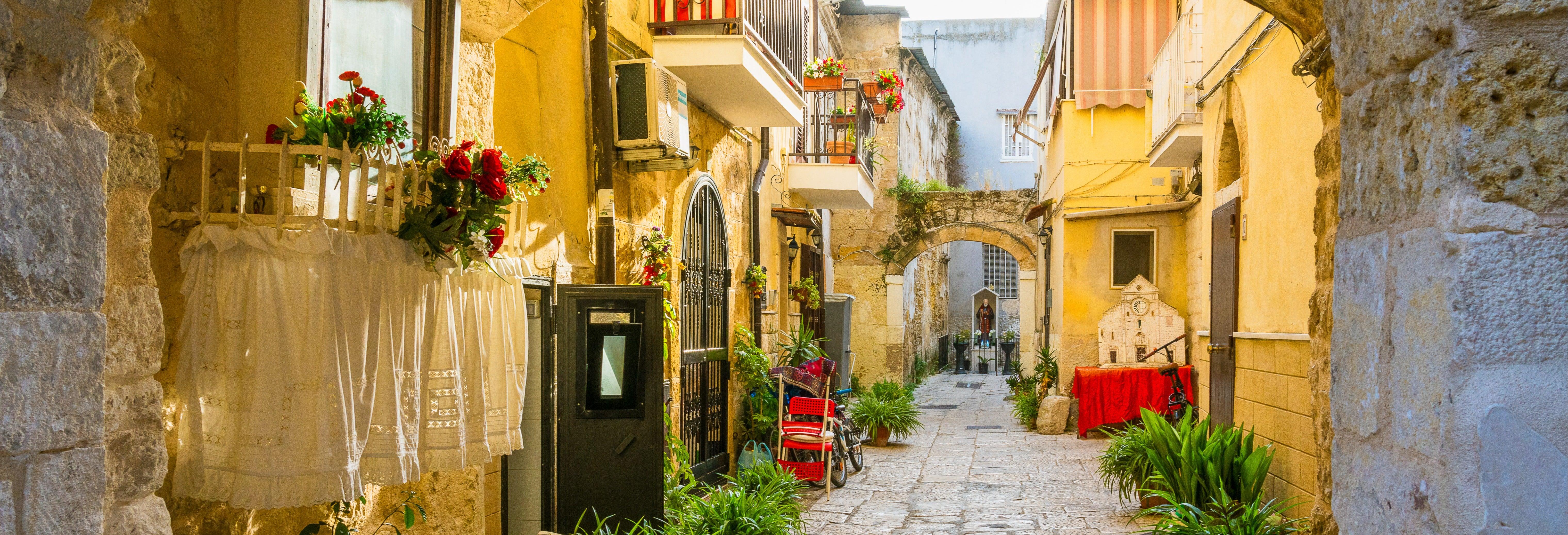 Visita guidata di Bari