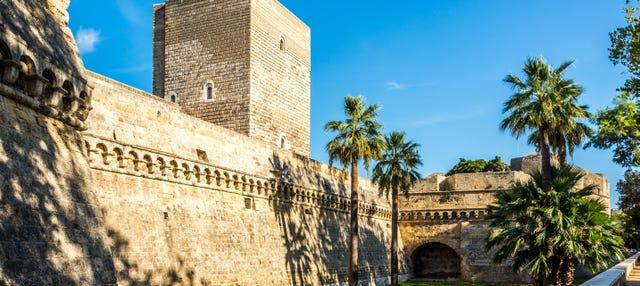 Visita guidata del castello di Bari
