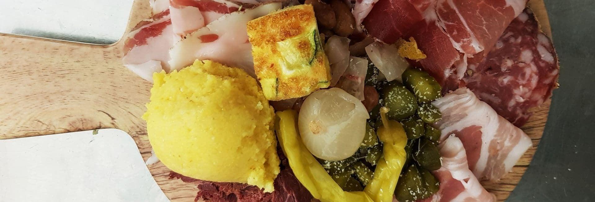 Visite gastronomique de Bergame