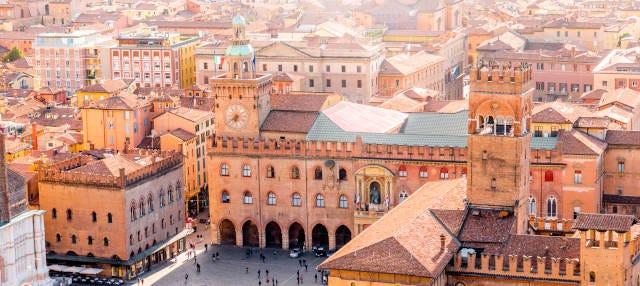 Tour fotografico di Bologna per Instagram