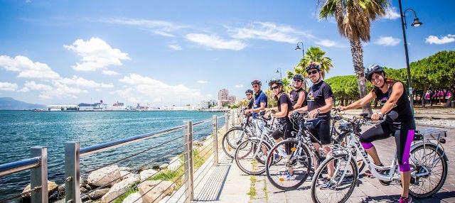 Tour di Cagliari in bici elettrica