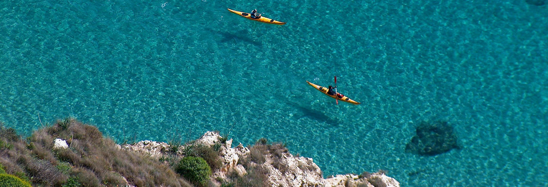 Tour en kayak por la Silla del Diablo