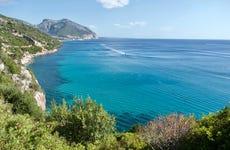 Buceo en el golfo de Orosei