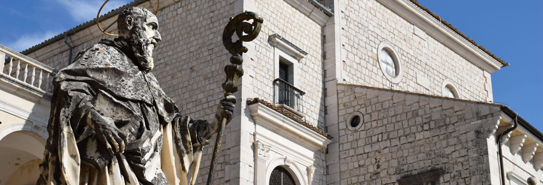 Visita guiada por la abadía de Montecasino