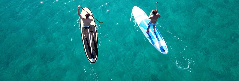 Noleggio di paddle surf