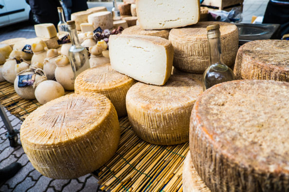Fromages traditionnels