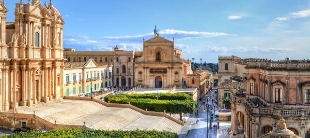 Escursione a Noto, Siracusa e Ortigia