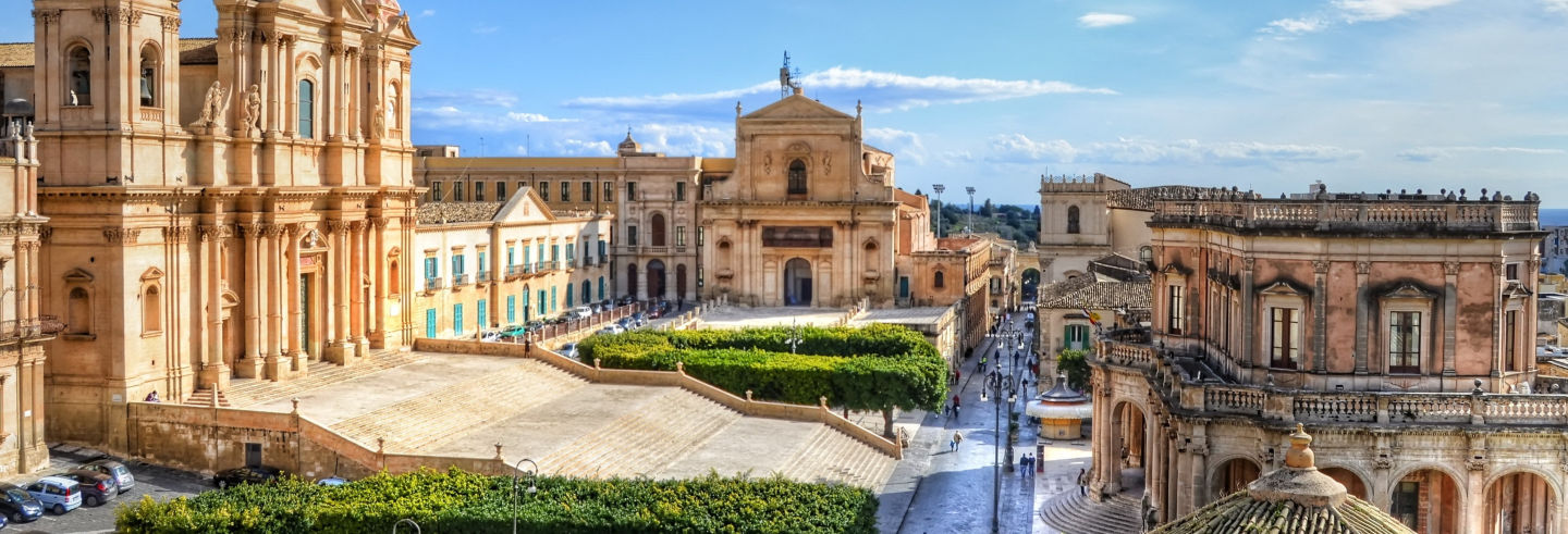 Excursión a Noto, Siracusa y Ortigia