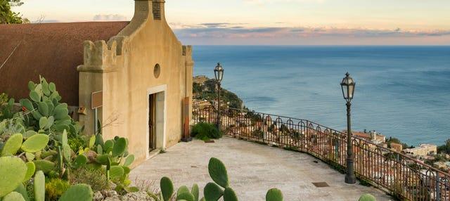 Escursione a Taormina, Giardini Naxos e Castelmola