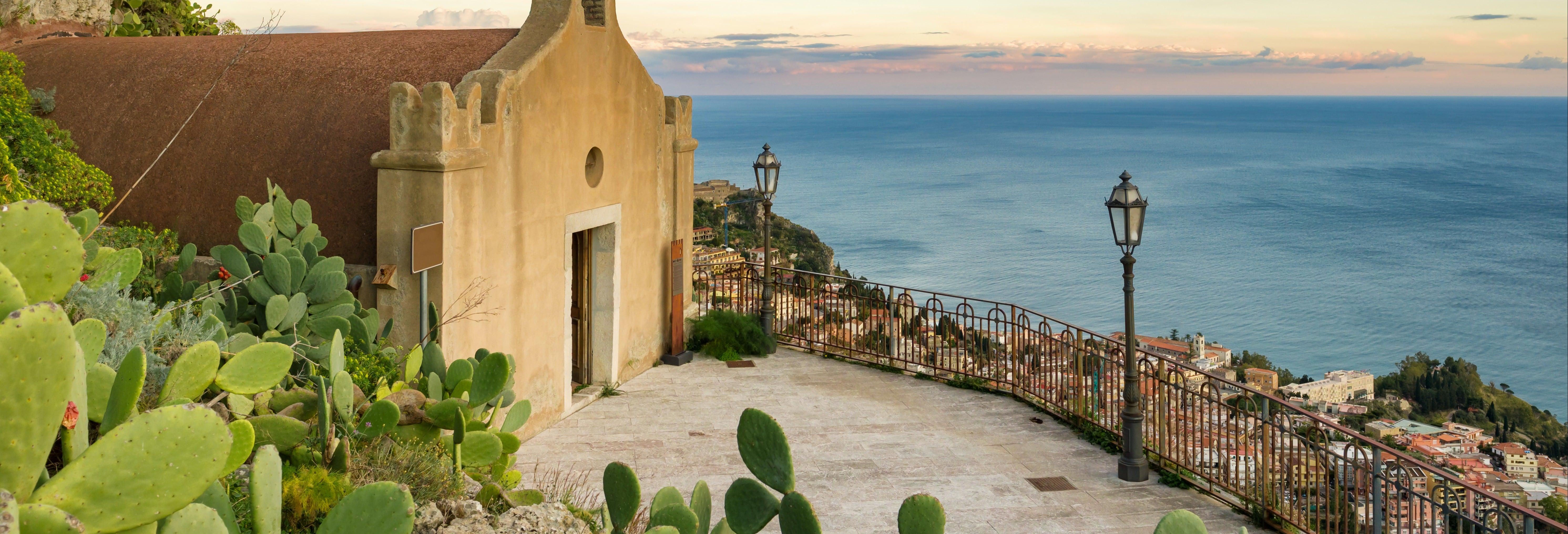 Giardini Naxos, Taormina & Castelmola Excursion