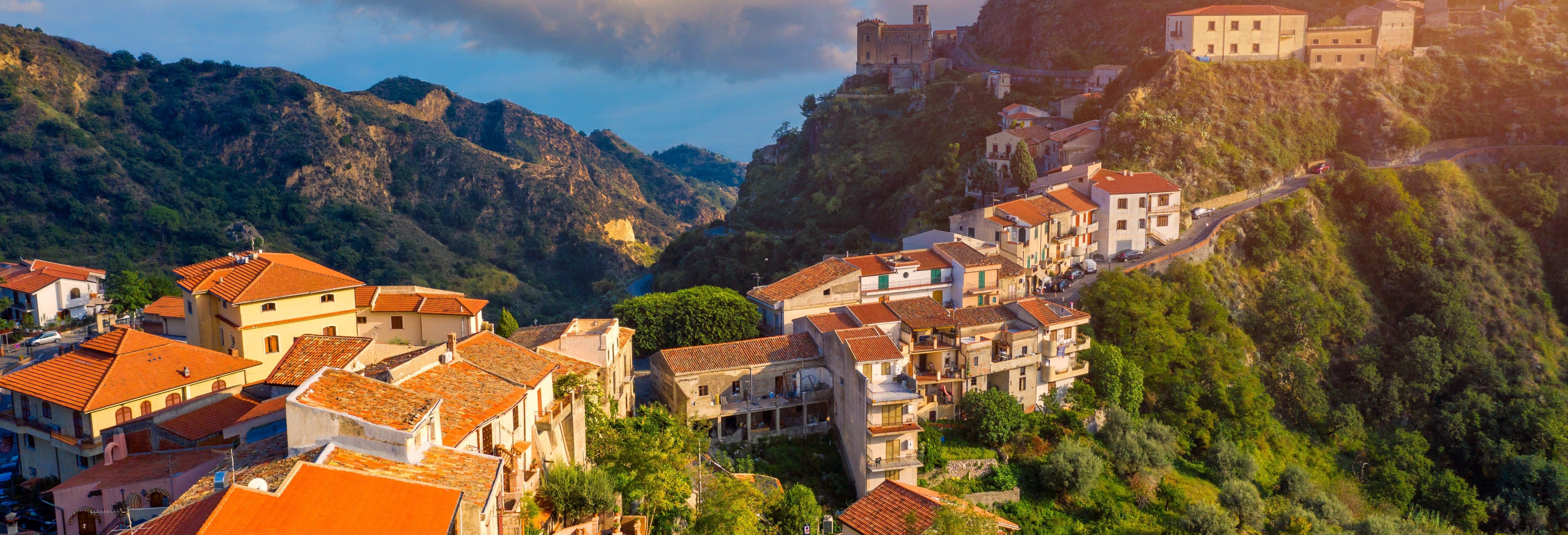 Excursion à Taormine et Savoca