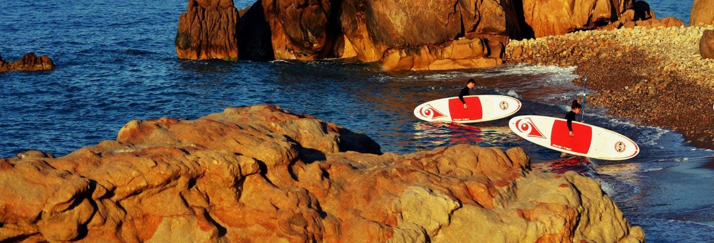Noleggio di paddle surf a Castel di Tusa