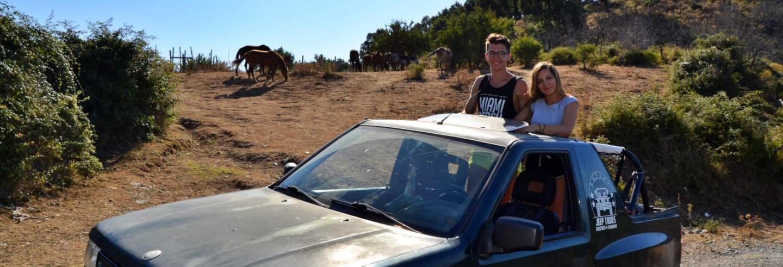 Escursione in jeep al Parco delle Madonie