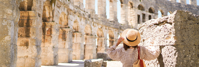 Day Trip to Rome from the Civitavecchia Port