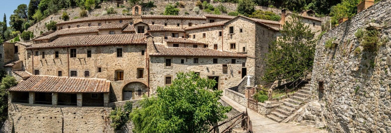 Tour privado por Cortona con guía en español