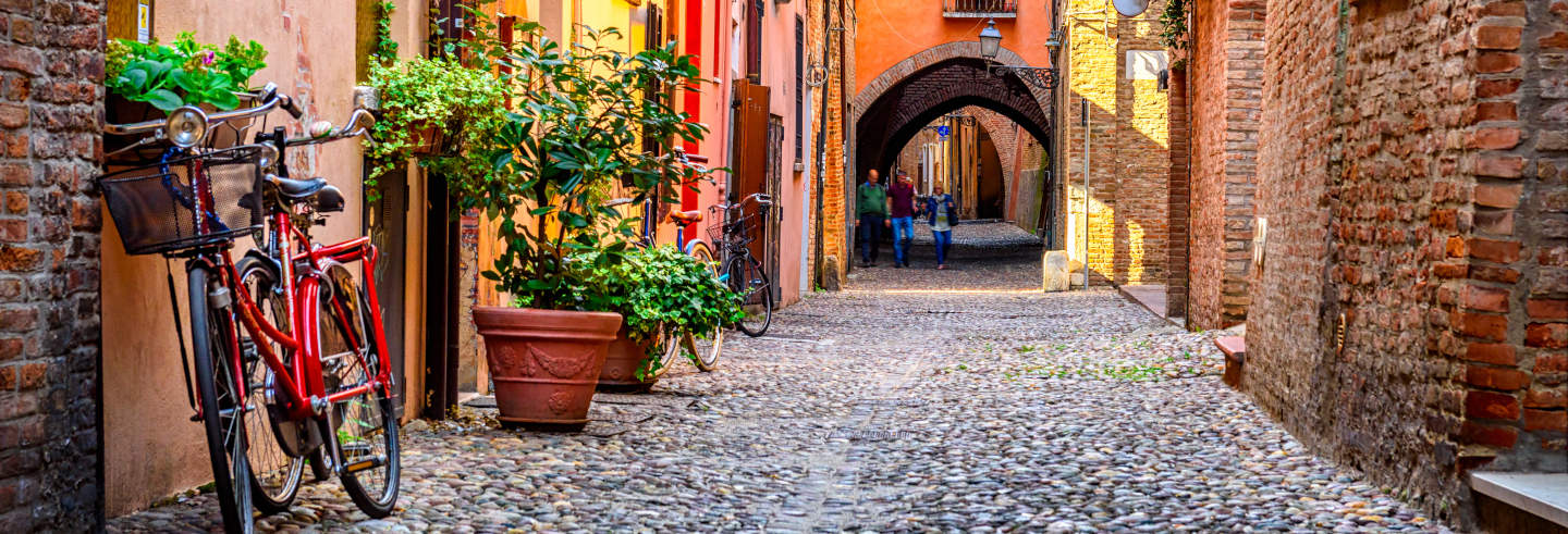 Tour di Ferrara in bicicletta