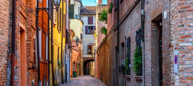 Visita guiada por Ferrara