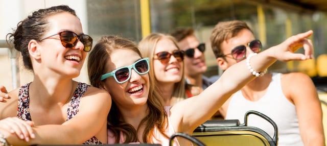 Autobús turístico de Florencia
