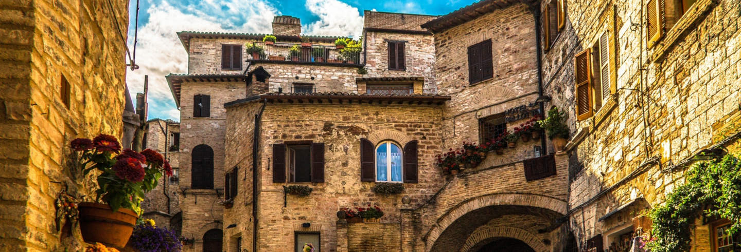 Assisi Day Trip