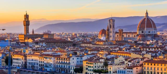 Free tour por Florencia
