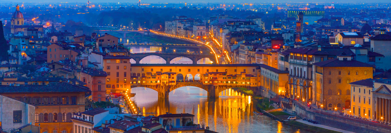 Free tour nocturno por Florencia