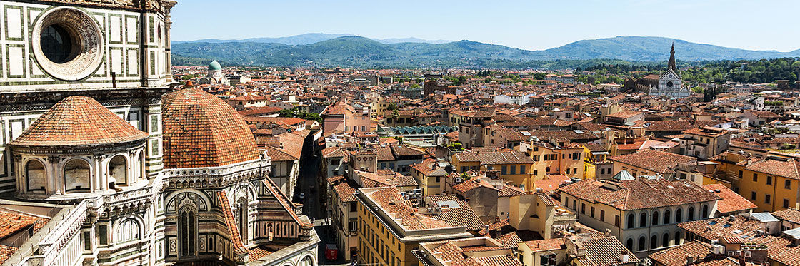 El tiempo en Florencia